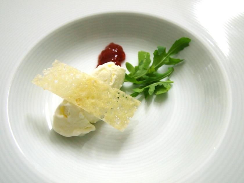 gorgonzola ice cream